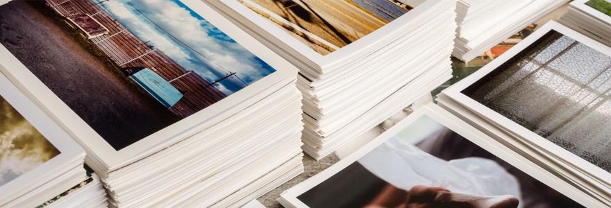 Imprimer ses photos sur du papier